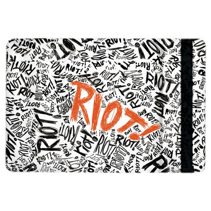 Paramore Is An American Rock Band iPad Air 2 Flip