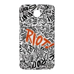 Paramore Is An American Rock Band Nexus 6 Case (White)
