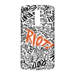 Paramore Is An American Rock Band LG G3 Back Case