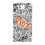 Paramore Is An American Rock Band Samsung Galaxy Alpha Hardshell Back Case Front