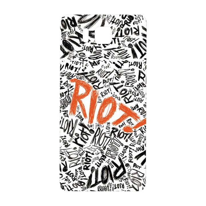 Paramore Is An American Rock Band Samsung Galaxy Alpha Hardshell Back Case