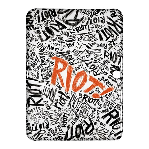 Paramore Is An American Rock Band Samsung Galaxy Tab 4 (10.1 ) Hardshell Case