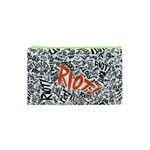 Paramore Is An American Rock Band Cosmetic Bag (XS) Front