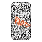 Paramore Is An American Rock Band iPhone 6/6S TPU Case Front