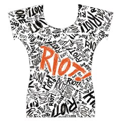 Paramore Is An American Rock Band Women s Cap Sleeve Top