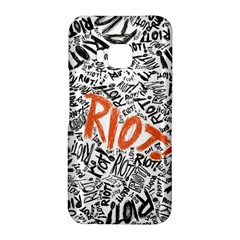 Paramore Is An American Rock Band HTC One M9 Hardshell Case