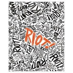 Paramore Is An American Rock Band Drawstring Bag (Small)