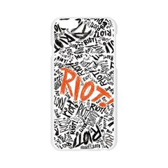 Paramore Is An American Rock Band Apple Seamless iPhone 6/6S Case (Transparent)