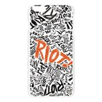 Paramore Is An American Rock Band Apple Seamless iPhone 6 Plus/6S Plus Case (Transparent) Front