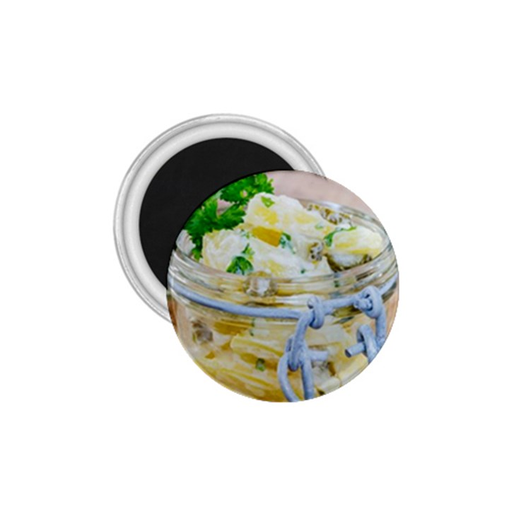 1 Kartoffelsalat Einmachglas 2 1.75  Magnets