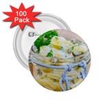 1 Kartoffelsalat Einmachglas 2 2.25  Buttons (100 pack)  Front
