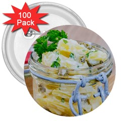 1 Kartoffelsalat Einmachglas 2 3  Buttons (100 pack)