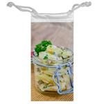 1 Kartoffelsalat Einmachglas 2 Jewelry Bags Back