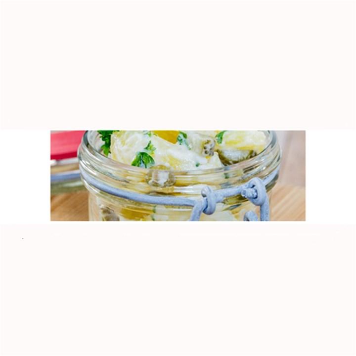 1 Kartoffelsalat Einmachglas 2 Large Bar Mats