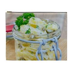 1 Kartoffelsalat Einmachglas 2 Cosmetic Bag (xl)