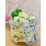 1 Kartoffelsalat Einmachglas 2 Large Memo Pads 4.125 x5.5  Memopad