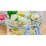 1 Kartoffelsalat Einmachglas 2 Magic Photo Cubes Long Side 1