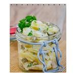 1 Kartoffelsalat Einmachglas 2 Shower Curtain 60  x 72  (Medium)  60 x72 Curtain