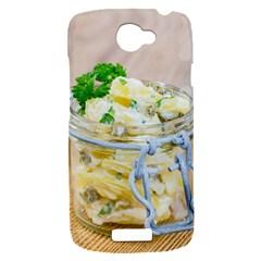 1 Kartoffelsalat Einmachglas 2 HTC One S Hardshell Case