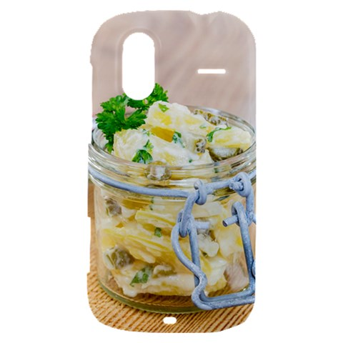 1 Kartoffelsalat Einmachglas 2 HTC Amaze 4G Hardshell Case