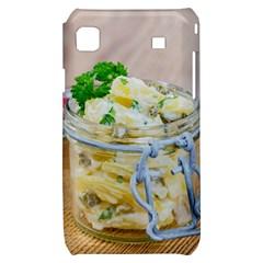 1 Kartoffelsalat Einmachglas 2 Samsung Galaxy S i9000 Hardshell Case