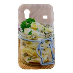 1 Kartoffelsalat Einmachglas 2 Samsung Galaxy Ace S5830 Hardshell Case
