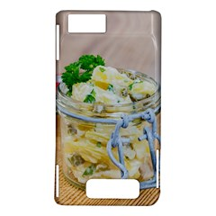 1 Kartoffelsalat Einmachglas 2 Motorola DROID X2