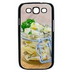 1 Kartoffelsalat Einmachglas 2 Samsung Galaxy S III Case (Black) Front