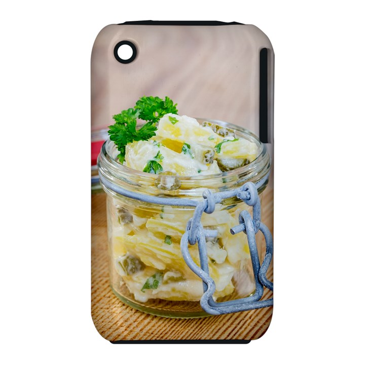 1 Kartoffelsalat Einmachglas 2 Apple iPhone 3G/3GS Hardshell Case (PC+Silicone)