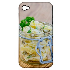 1 Kartoffelsalat Einmachglas 2 Apple iPhone 4/4S Hardshell Case (PC+Silicone)