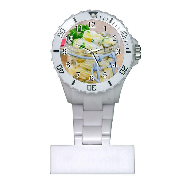 1 Kartoffelsalat Einmachglas 2 Plastic Nurses Watch