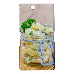 1 Kartoffelsalat Einmachglas 2 Sony Xperia Z Ultra