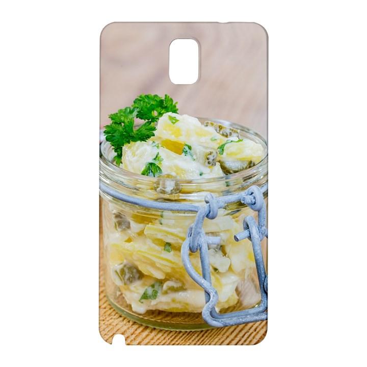 1 Kartoffelsalat Einmachglas 2 Samsung Galaxy Note 3 N9005 Hardshell Back Case