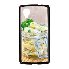 1 Kartoffelsalat Einmachglas 2 Nexus 5 Case (Black)