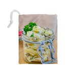1 Kartoffelsalat Einmachglas 2 Drawstring Pouches (Medium)  Back