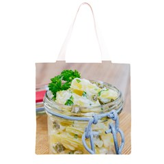 1 Kartoffelsalat Einmachglas 2 Grocery Light Tote Bag