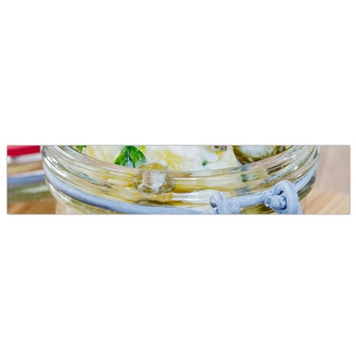 1 Kartoffelsalat Einmachglas 2 Flano Scarf (Small)