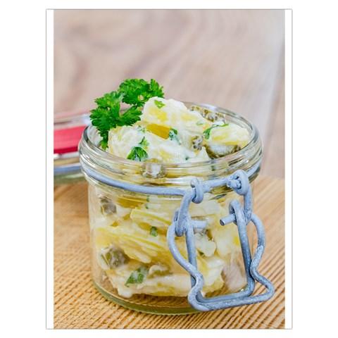 1 Kartoffelsalat Einmachglas 2 Drawstring Bag (Large)