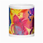 Pop Art Roses Morph Mugs Center
