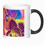 Pop Art Roses Morph Mugs Right