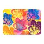 Pop Art Roses Plate Mats 18 x12 Plate Mat - 1