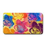 Pop Art Roses Medium Bar Mats 16 x8.5 Bar Mat - 1