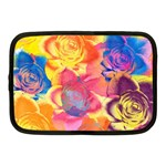Pop Art Roses Netbook Case (Medium)  Front