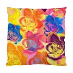 Pop Art Roses Standard Cushion Case (One Side) Front