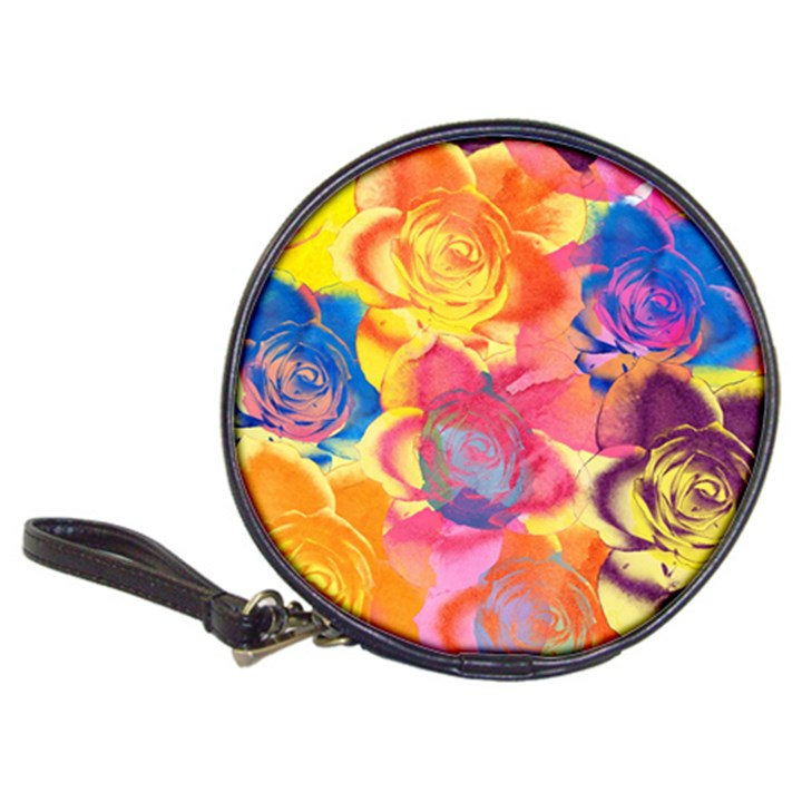 Pop Art Roses Classic 20-CD Wallets