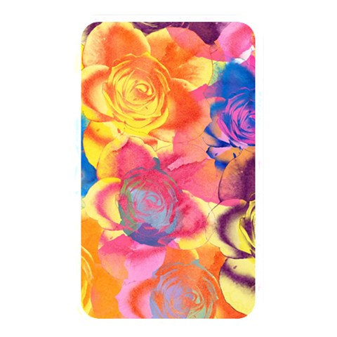 Pop Art Roses Memory Card Reader