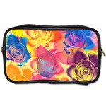 Pop Art Roses Toiletries Bags Front