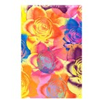 Pop Art Roses Shower Curtain 48  x 72  (Small)  42.18 x64.8 Curtain