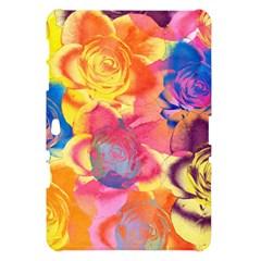 Pop Art Roses Samsung Galaxy Tab 10.1  P7500 Hardshell Case