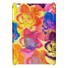 Pop Art Roses Apple iPad Mini Hardshell Case